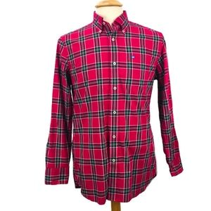 Southern Tide Classic Fit Shirt Button Down Red